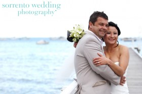 Michelle & Anthony- Wedding At All Smiles Sorrento