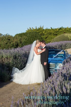 Louise and Zac- Wedding At The Baths Sorrento