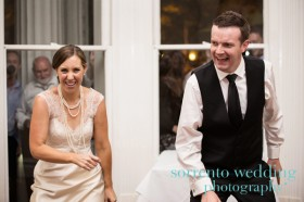 Kristy & Ronan- Wedding At The Willows Melbourne