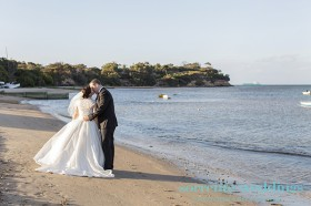 Stephanie and Michael - Wedding At All Smiles Sorrento
