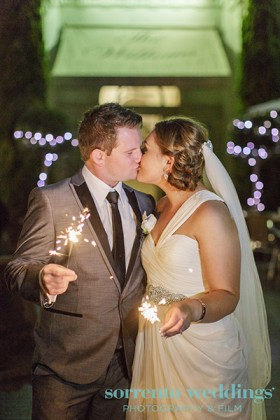 Sarah & Dale - Wedding At The Willows Melbourne