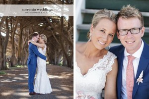 Jenny & Leigh - Wedding At The Continental Hotel Sorrento