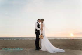 Catherine & Nick - Sails On The Bay