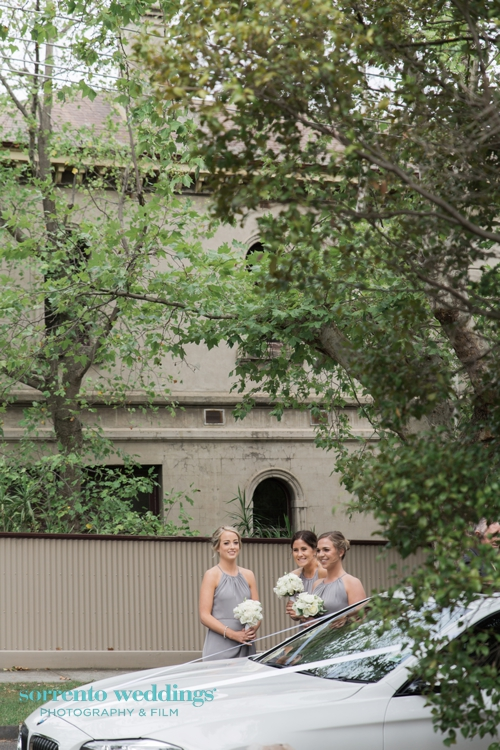 Boulevard melbourne wedding