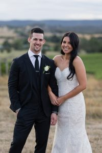 Stephanie and Mark - Immerse Yarra Valley Wedding Photography