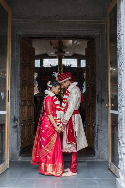 Vinery & Lakshmi – Hindu Wedding Melbourne