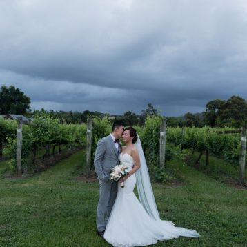 Immerse Yarra Valley Wedding of Leanne and Dennis