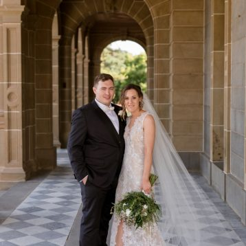 Werribee Mansion Wedding of Irene and Nick