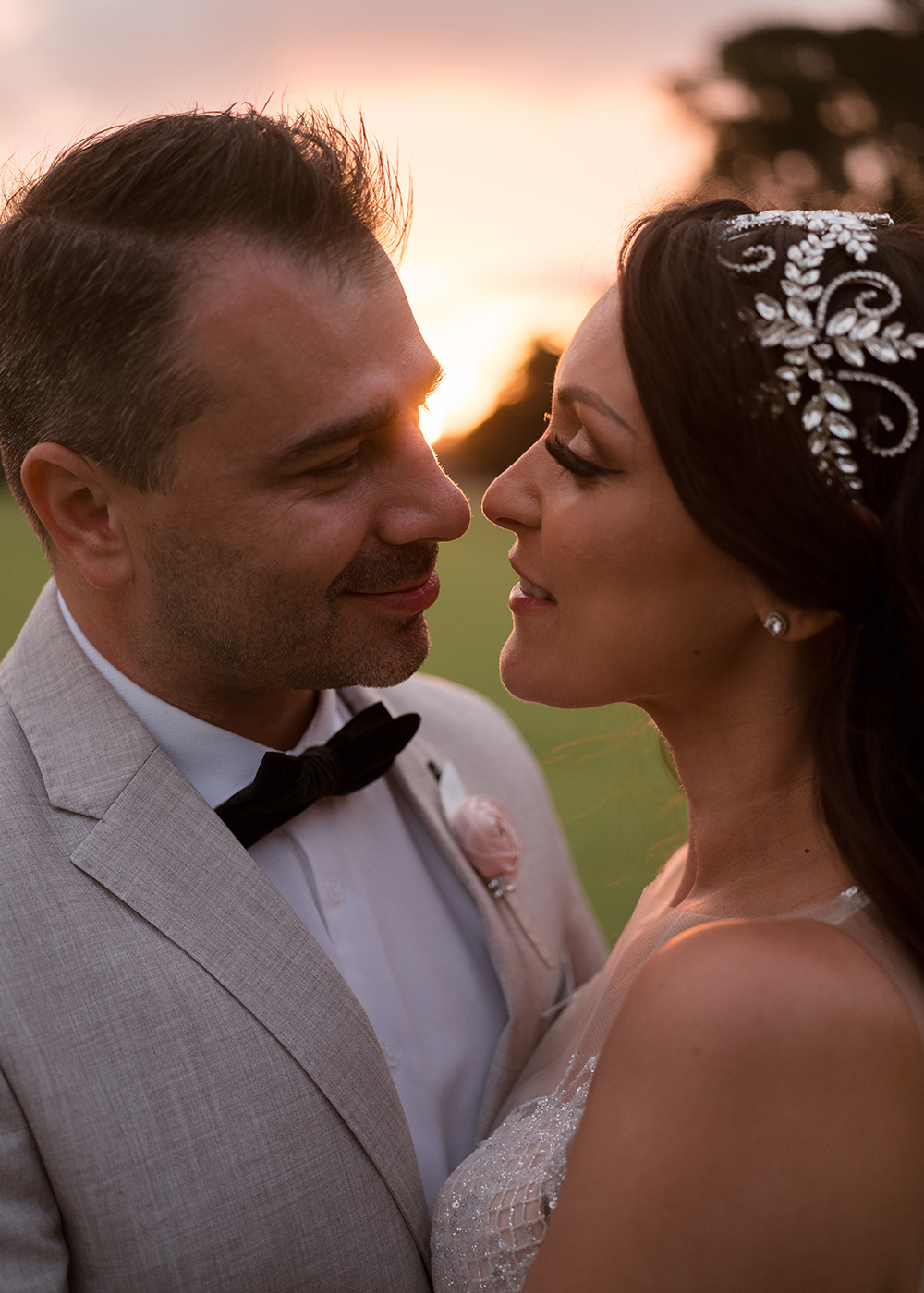 Werribee Mansion wedding of Candis and Patrick